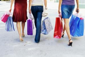 Konsumklima noch immer gut